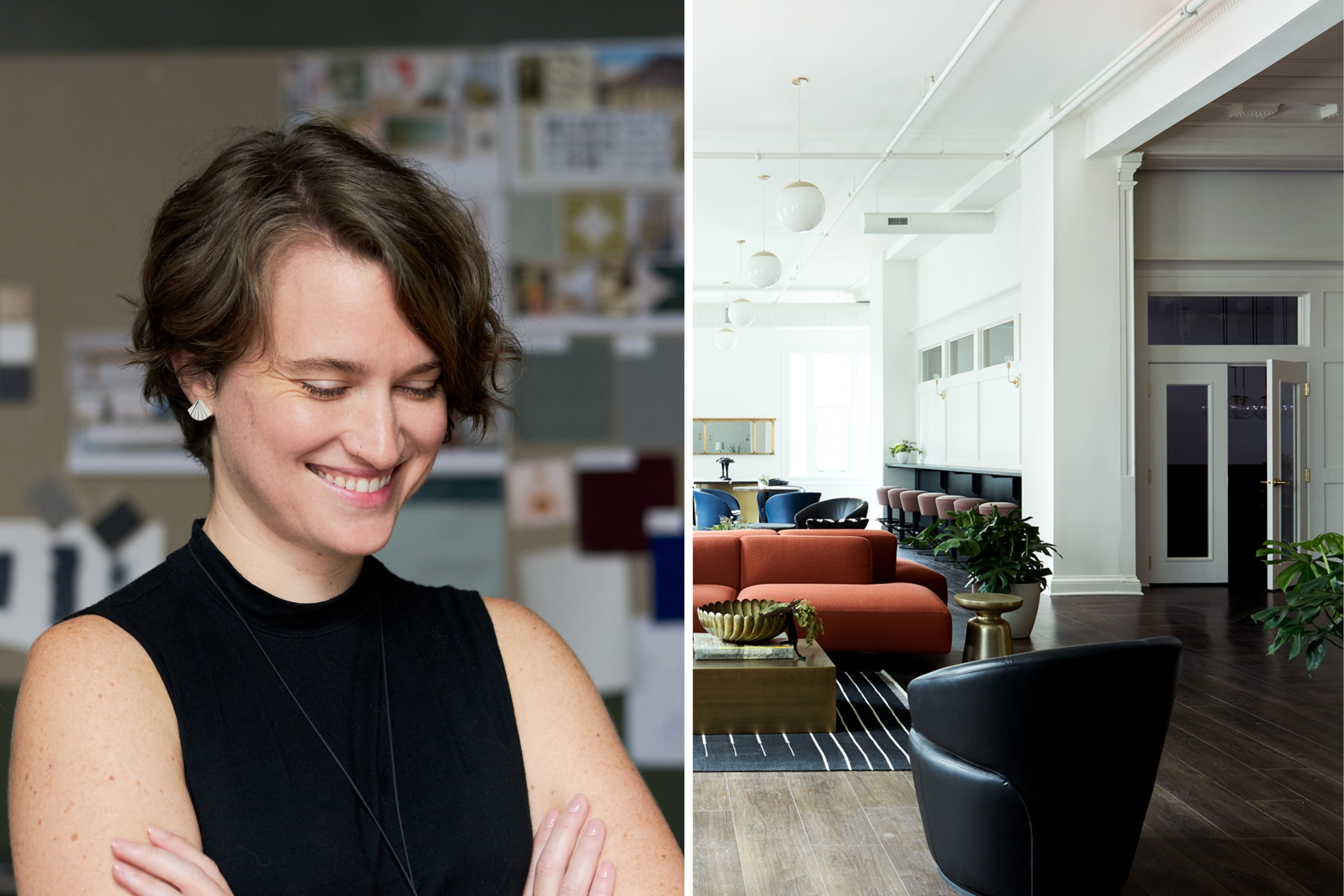 Beauty Shoppe and Coworking Space with Morgan Stewart interview