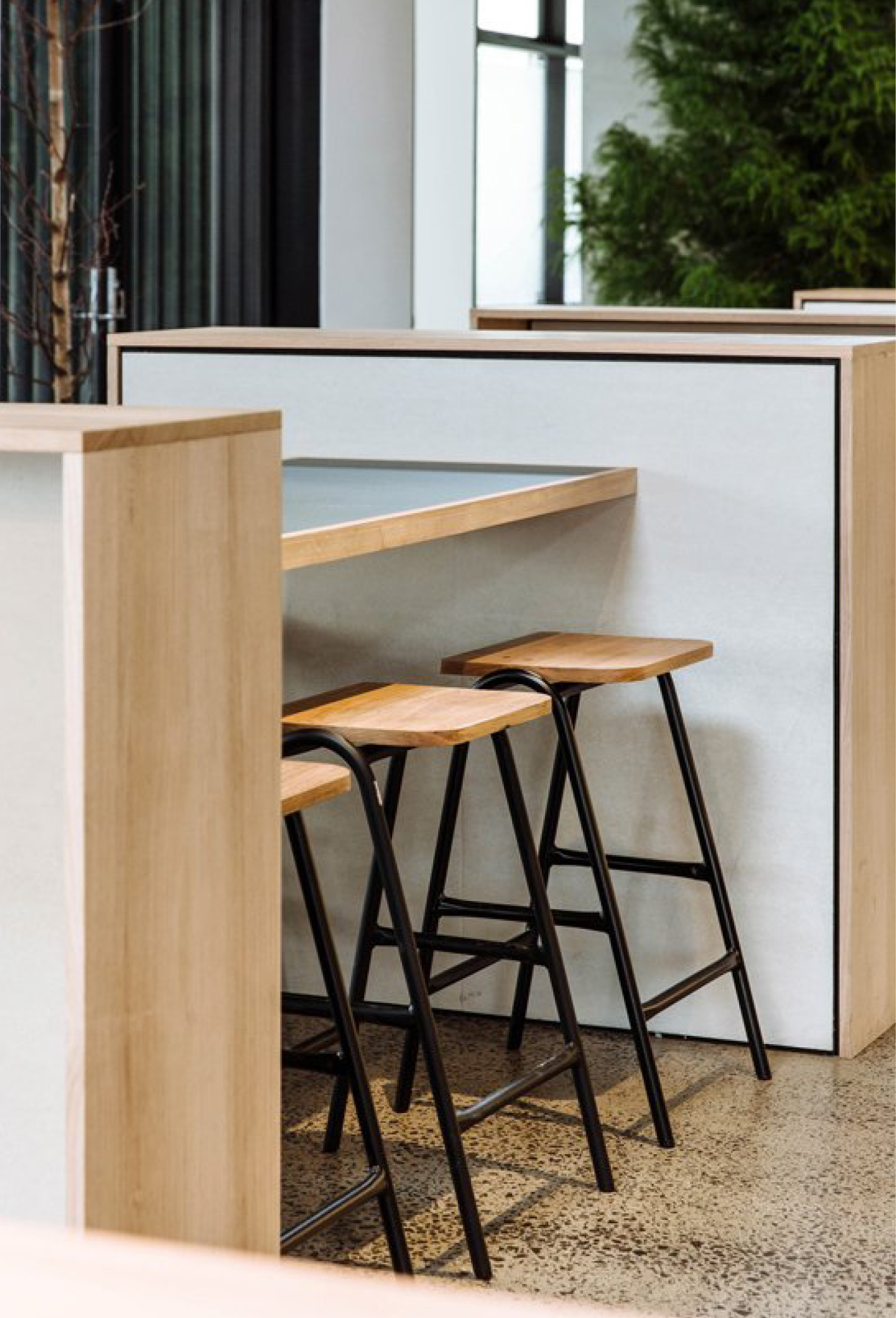 Best Higher Ed Furniture Hurdle Barstool