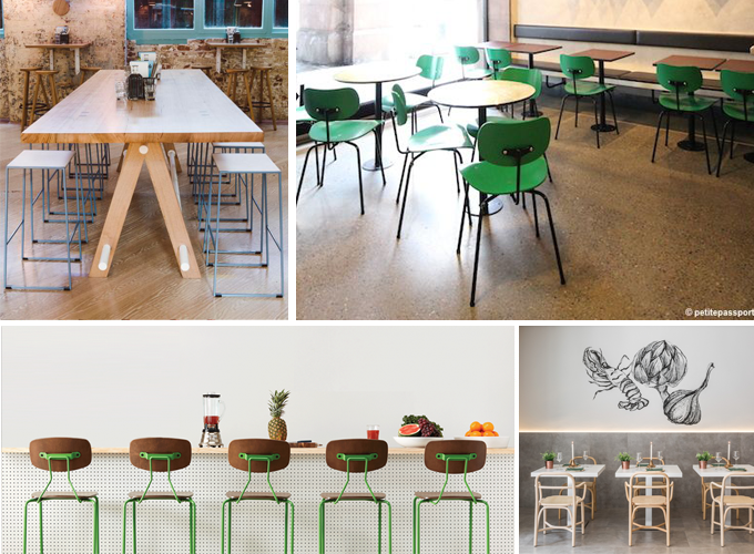 Whats on the Horizon in Restaurant Chair Design