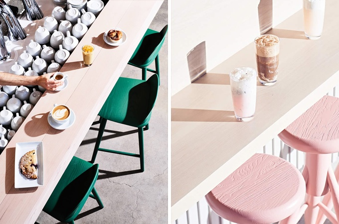 Virtuous Pie modern restaurant design trends