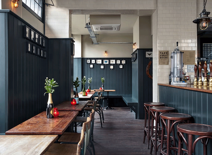 Restaurant Design Trends Forcasted