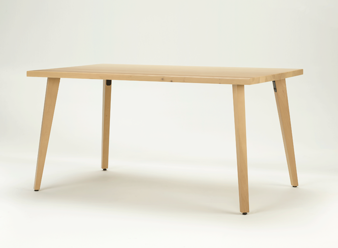 Solid Wood table - LVL alternative