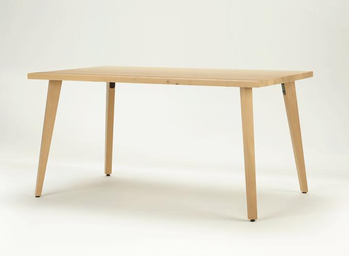 Solid Wood table - LVL alternative