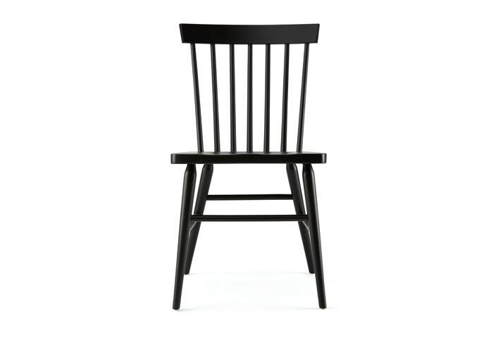 Hugh Chair - Wood Restaurant Chair