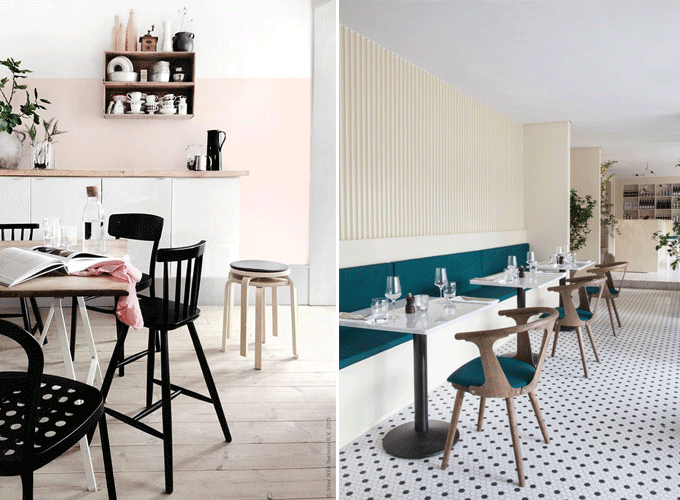 Restaurant Design Inspiration