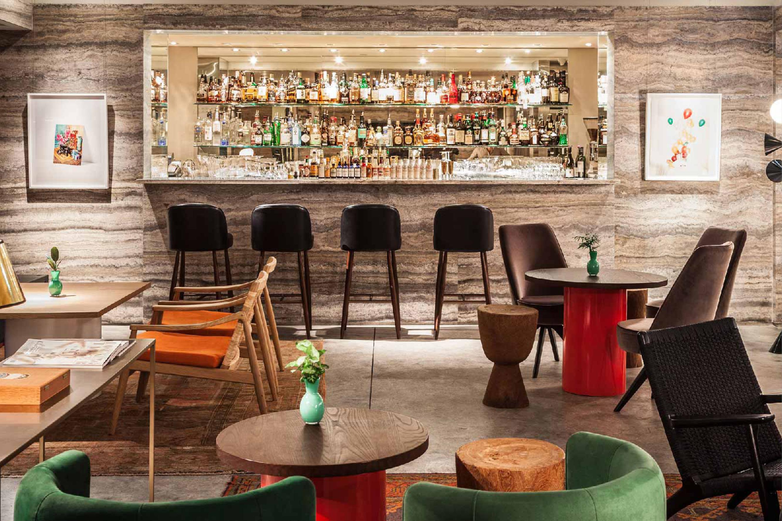 Inspiration for Design Hound Modern Restaurant Design