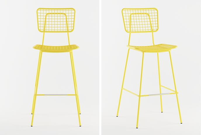 Opla Outdoor Barstools