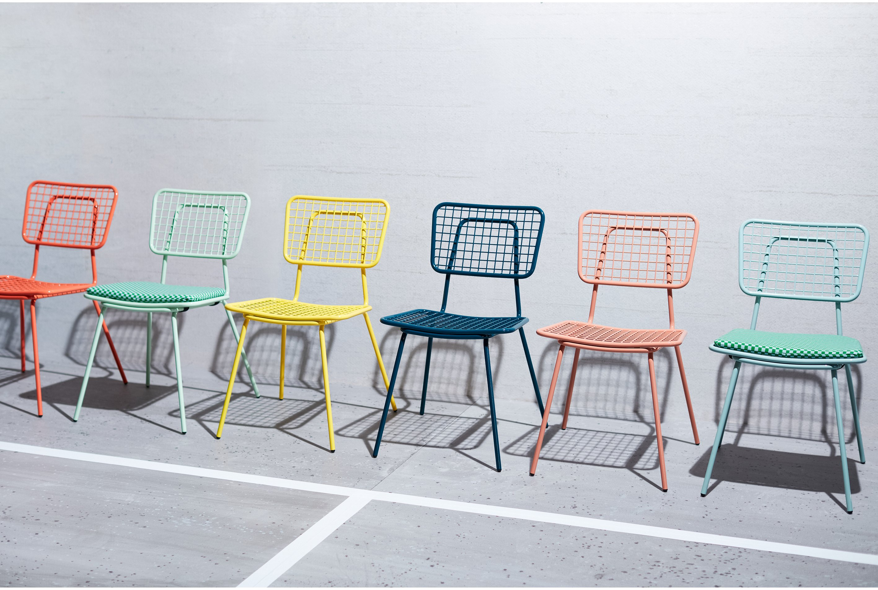 Opla Outdoor Chairs for restaurant