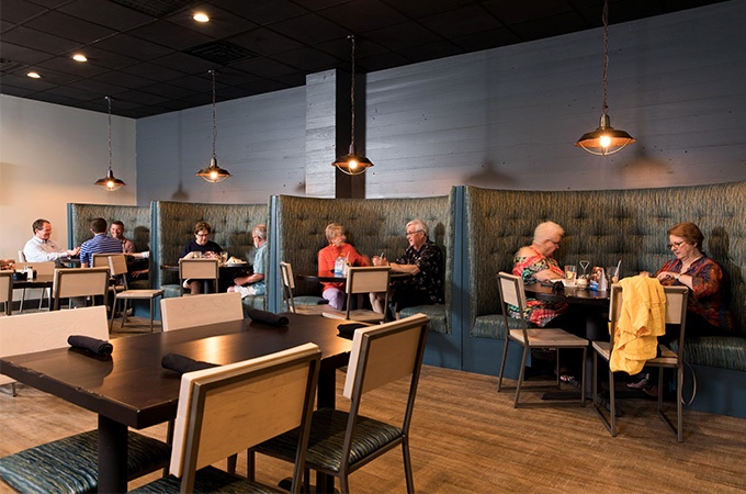 Rucker Johns redesign with Grand Rapids Chair Co furniture