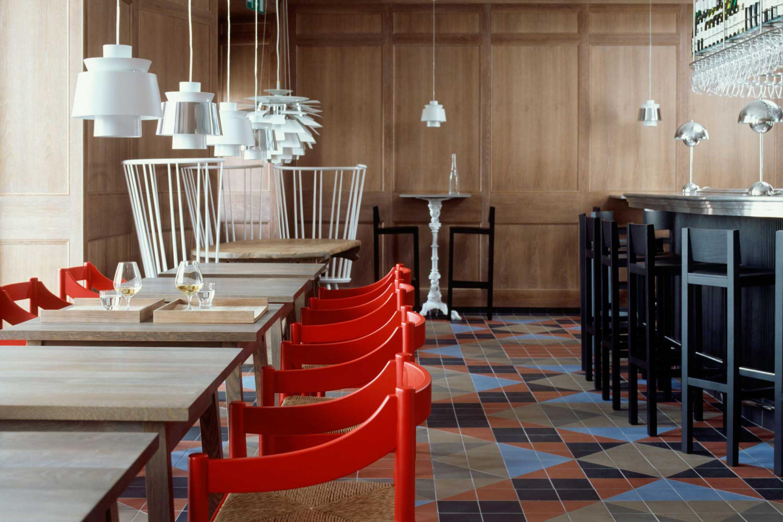 Studio Ilse Mathia Dahlgren Restaurant a modern restaurant design