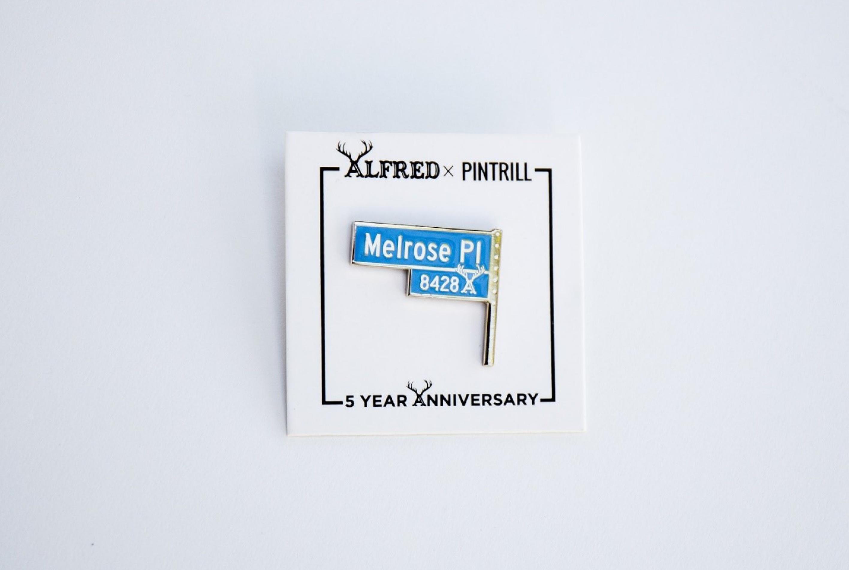 alfred coffee x pintrill