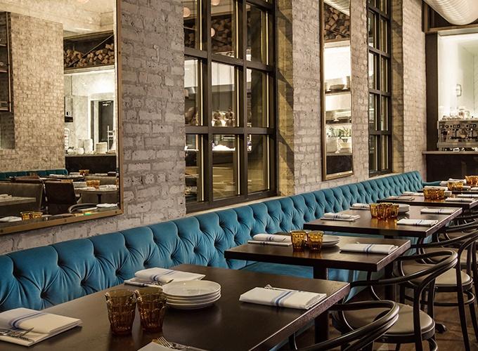 Restaurant Design Trends Of 2017
