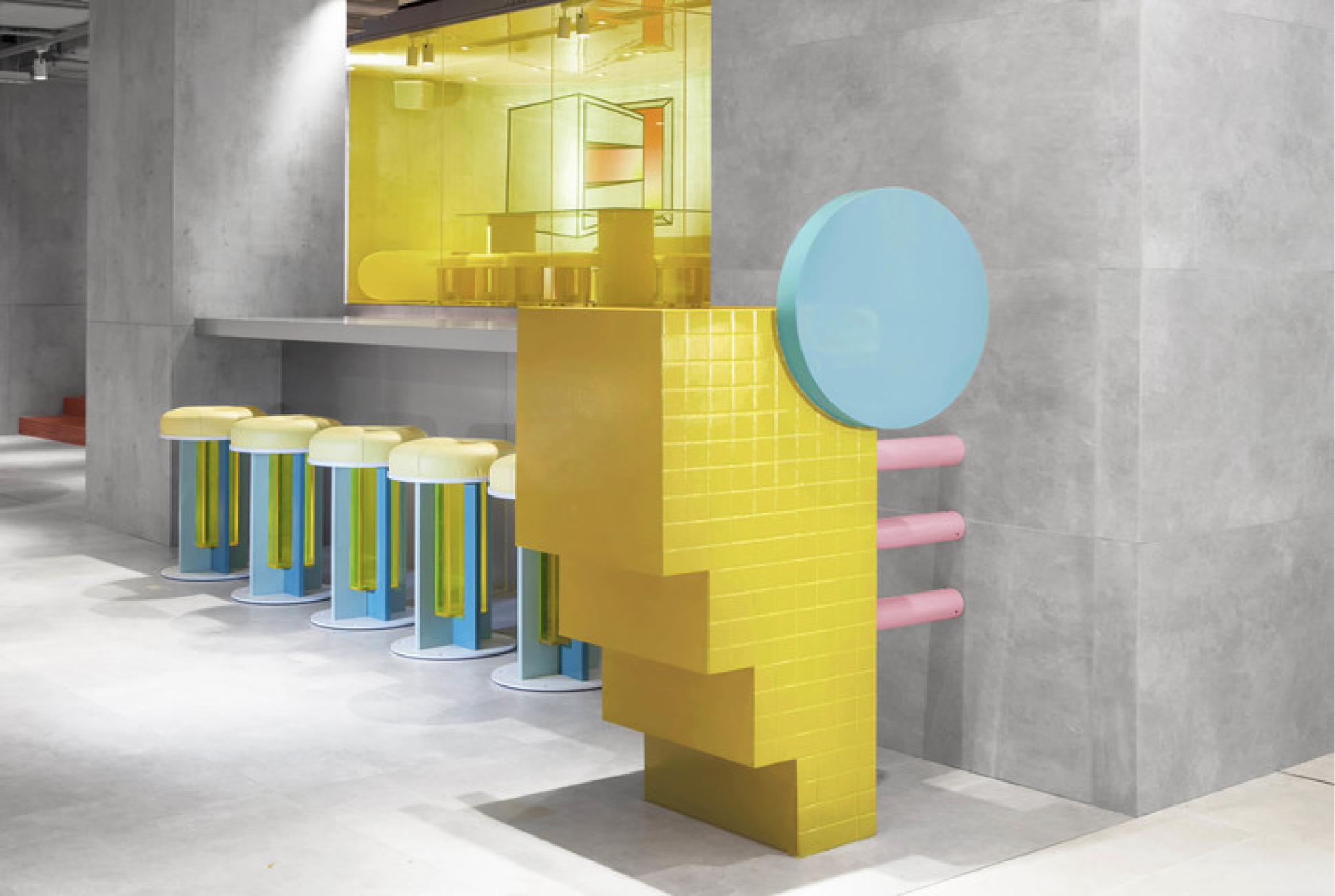 futuristic restaurant design trends