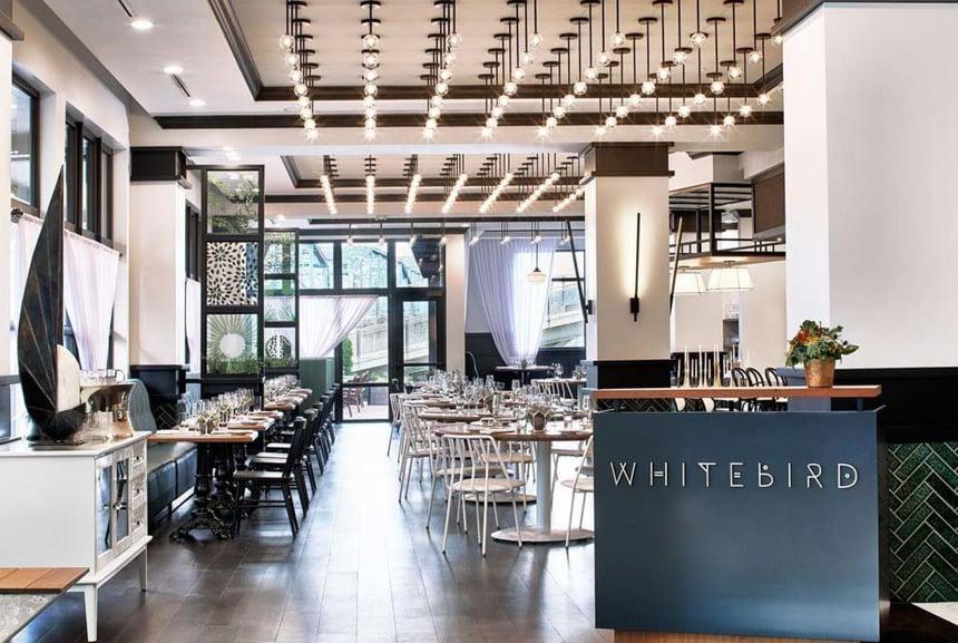 gorgeous restaurant design