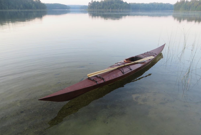 greenlandic kayak