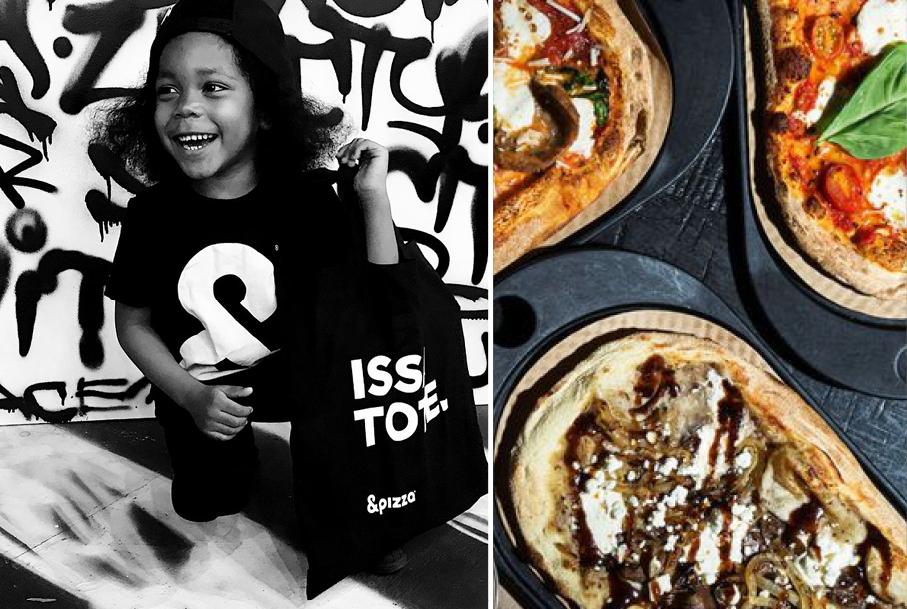 issa tote &pizza merchandise