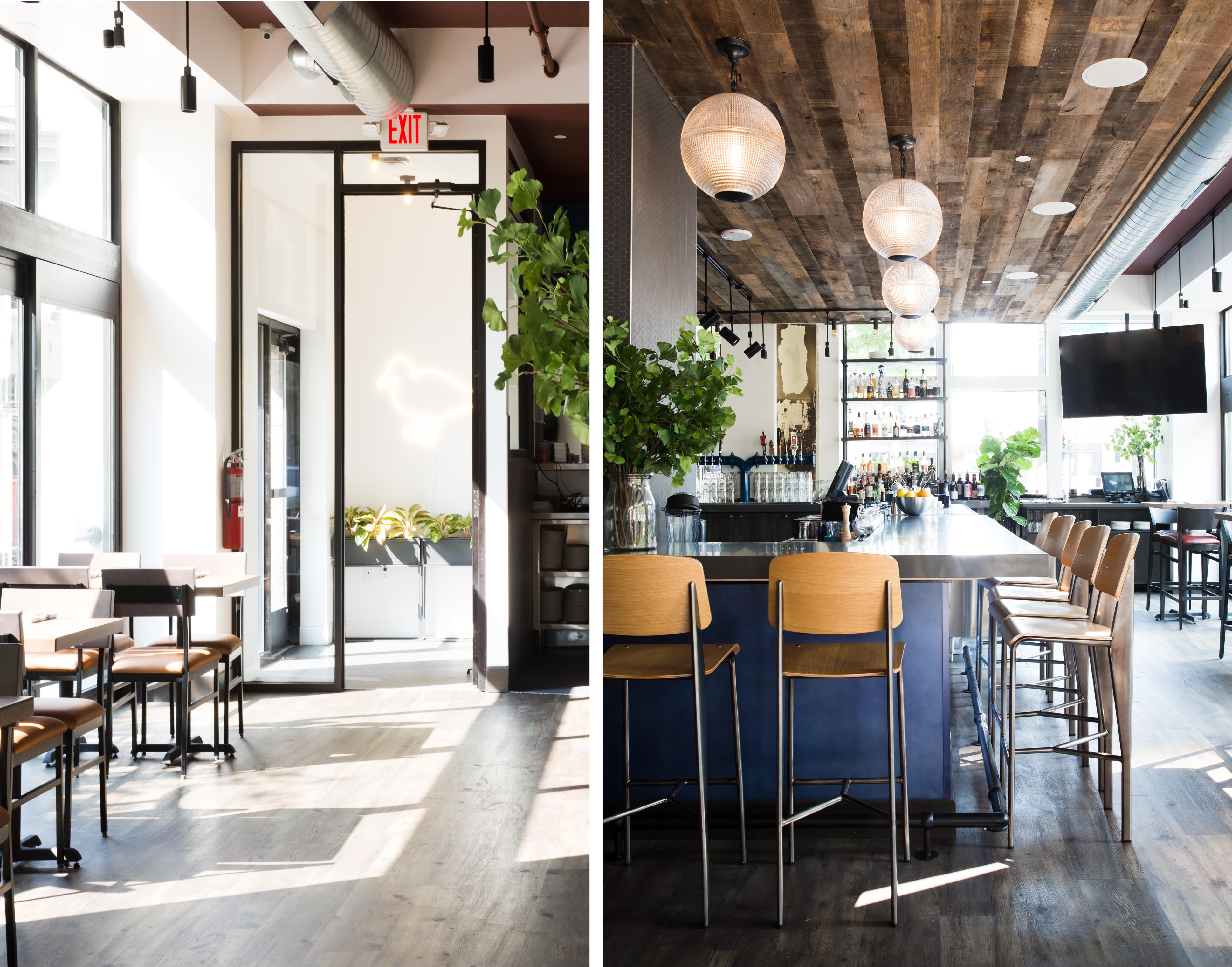 restaurant design by studio grey
