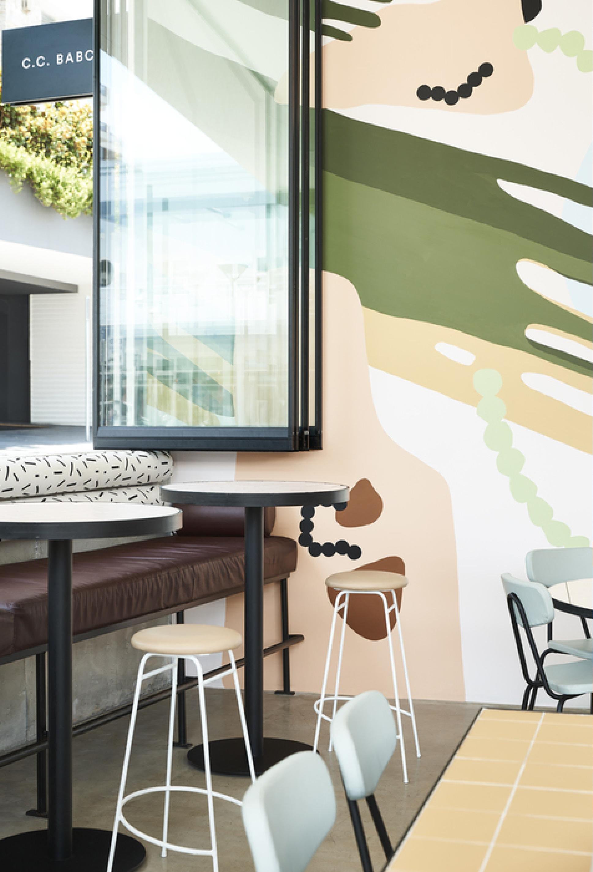restaurant seating and restaurant design trends of 2019