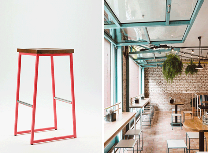 Modern Restaurant Furniture: Best Trends In Backless Barstools