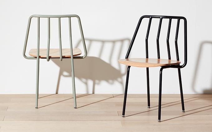 Modern restaurant furniture meet this designer