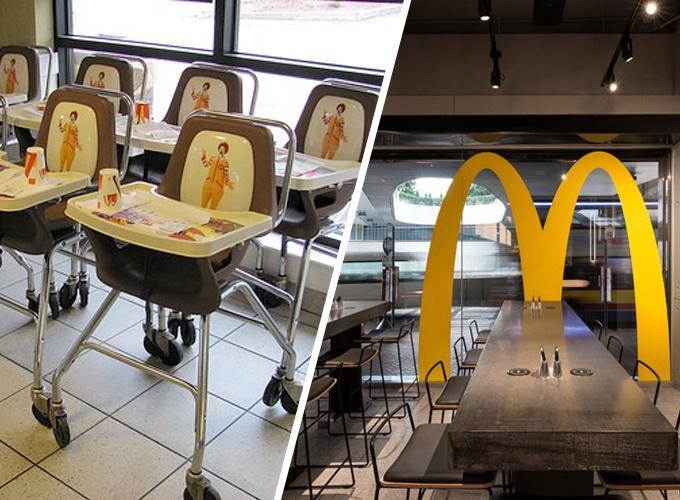 Gr Chair Fast Food Interior Design