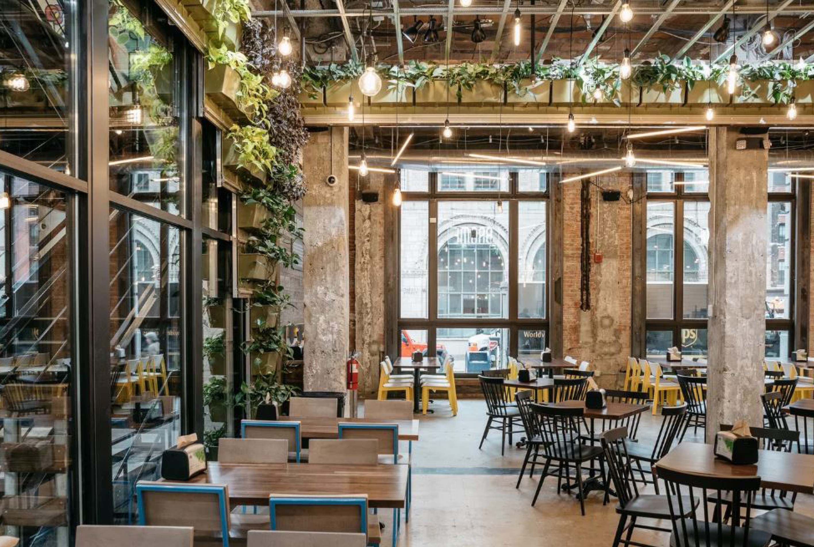 A Restaurant Design Rooted In Good