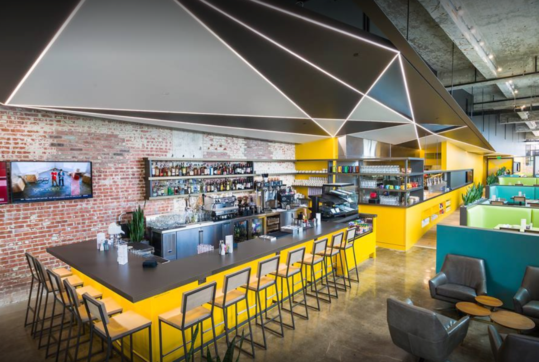 Hatch Restaurant Design Brady Barstools