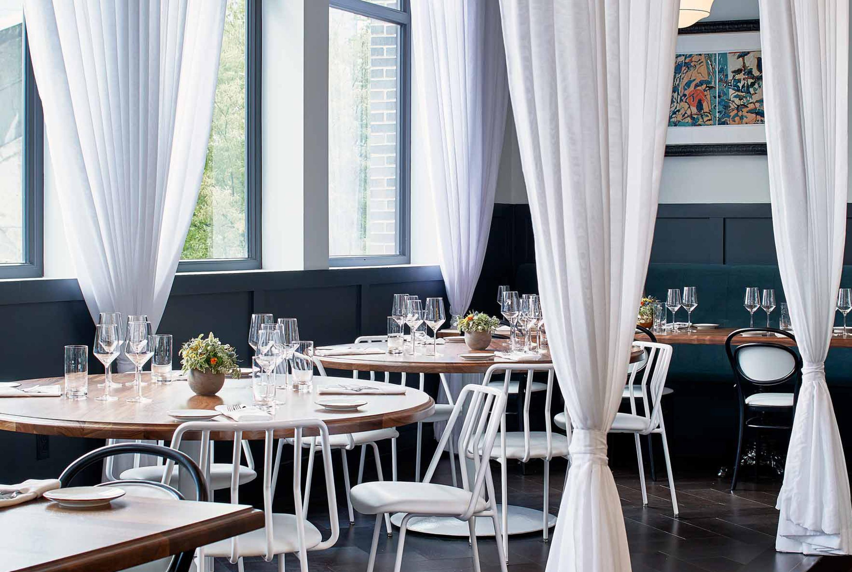 Inspiring restaurant design grand rapids chair company