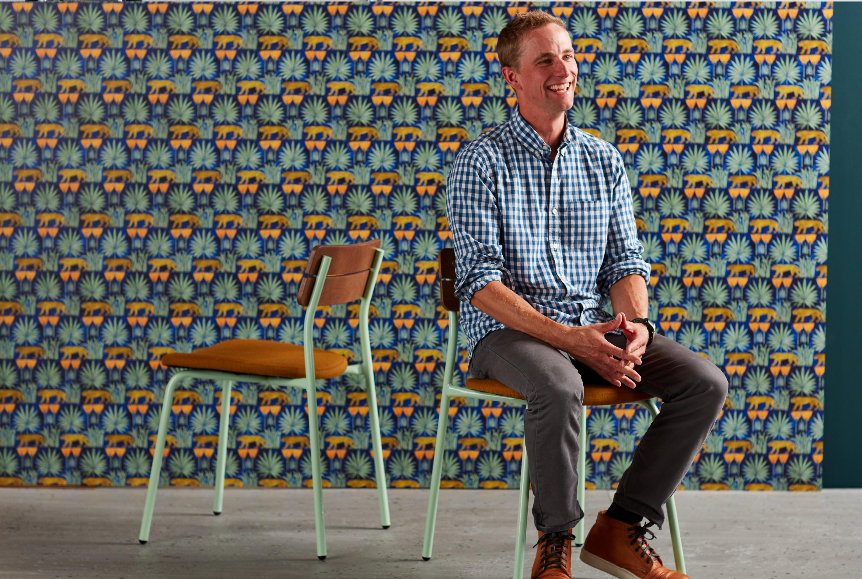 Tim Stoepker new industrial designer